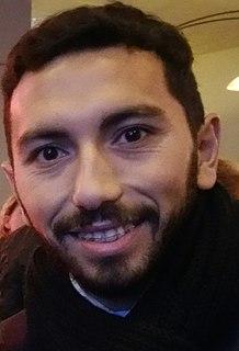 Cristián Cuevas Chilean footballer