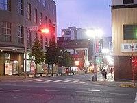 Chuo 3 Chome Intersection, Utsunomiya.jpg