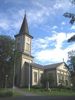 Church of Sotkamo