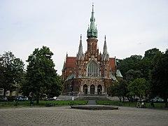 Church of St. Joseph in Kraków 11.jpg