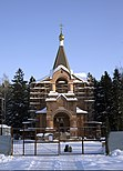 Church of the New Martyrs and Confessors of Russia (Yubileyny) 03.jpg