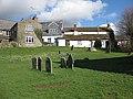 Churchyard, St Nicholas', Grosmont - geograph.org.uk - 1191794.jpg
