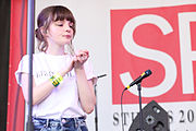 Chvrches at SPIN Party, SXSW (2013) - 2