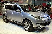 Citroën C-Crosser thumbnail