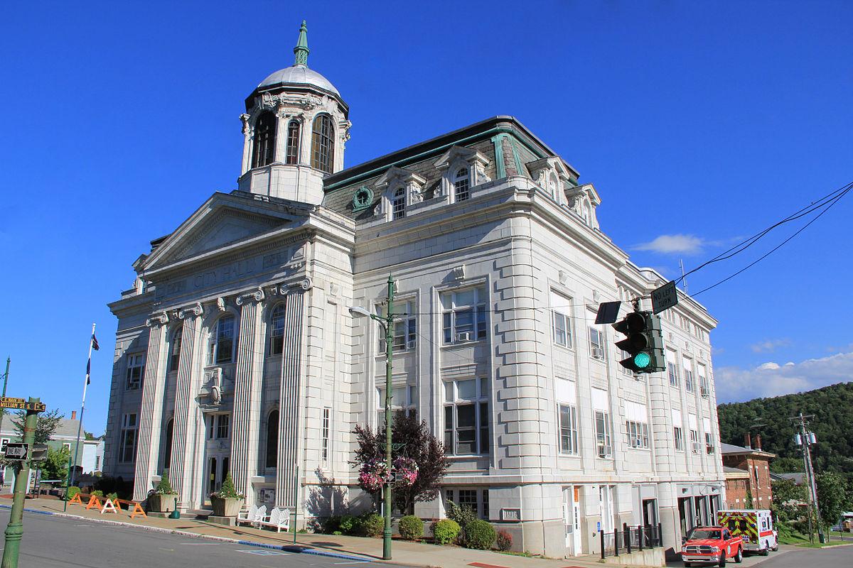Little Falls City Hall Wikipedia