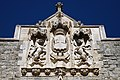 City of London Cemetery Main Gate coat of arms 2 softer.jpg