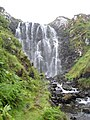 Clashnessie Waterfall - geograph.org.uk - 1468972.jpg
