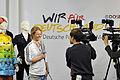 Claudia Nystad bei der Olympia-Einkleidung Erding 2014 (Martin Rulsch) 10.jpg