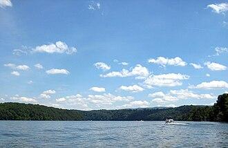 Claytor Lake - Image: Claytorlake