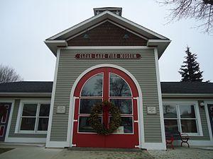 Clear Lake, Iowa - Clear Lake Fire Museum, 2013