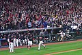 Cleveland Indians 22nd Consecutive Win (36874350260).jpg