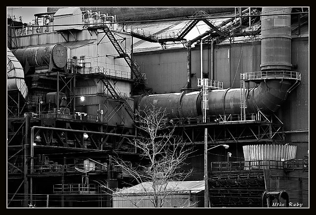 Cleveland Steel Mill