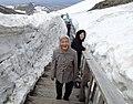 Climbing to Heaven Lake - panoramio.jpg