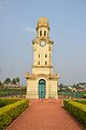 Clock Tower - Hazarduari Complex - Nizamat Fort Campus - Murshidabad 2017-03-28 6441.JPG
