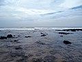 Clouds over Bay of Bengal at Rushikonda Beach 01.JPG