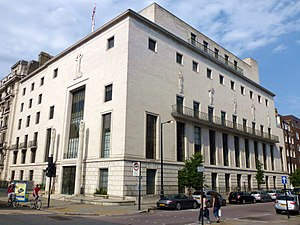Royal Institute of British Architects - RIBA Headquarters