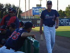 Eric Rasmussen - Coach Rasmussen of the Fort Myers Miracle