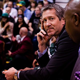 Jeff Hornacek American basketball player and coach