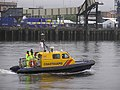 Coastguard boat, Belfast - geograph.org.uk - 1443045.jpg