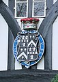 Coat of Arms, Brown's Lodge - geograph.org.uk - 339477.jpg