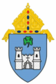 Coat of Arms Diocese of Fort Worth, TX.png