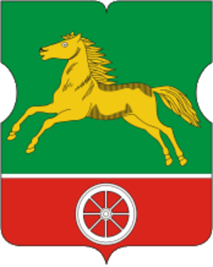 Begovoy District - Image: Coat of Arms of Begovoe (municipality in Moscow)