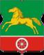 Begovoy縣 的徽記