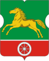 Coat of Arms of Begovoe (municipality in Moscow).png