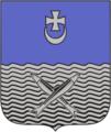 Coat of Arms of Belozyorsk (Vologda oblast).png