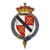 Coat of Arms of Sir Thomas le Despencer, 1st Earl of Gloucester, KG.png