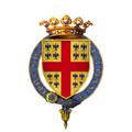 Coat of arms of Francois, Duc de Montmorency, KG.png