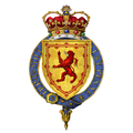 Coat of arms of James V, King of Scots.png