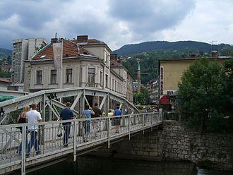 Čobanija Bridge - Čobanija bridge