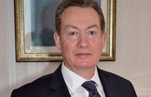 Colin Roberts (diplomat) - Image: Colin Roberts