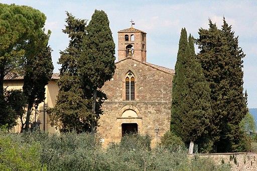 Colle di val D'Elsa, Chiesa di San Francesco (Convento di San Francesco)