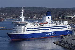 MS <i>Color Viking</i> ship