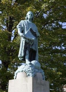 Statue of Christopher Columbus (Hartford, Connecticut)