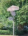 Columbus Historic District Street Sign Broadway and Fifth Street.JPG