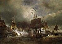 Combat d'Ouessant juillet 1778 par Theodore Gudin.jpg