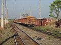 Comboio que passava sentido Guaianã pelo pátio da Estação Pimenta em Indaiatuba - Variante Boa Vista-Guaianã km 217 - panoramio.jpg