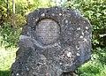Commemorative stone, Hanchurch Woods. - geograph.org.uk - 1306559.jpg