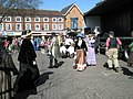 Competitors gather for the fancy dress competition - geograph.org.uk - 1251718.jpg