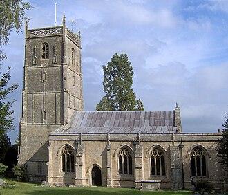 Compton Martin - Church of St Michael the Archangel, Compton Martin