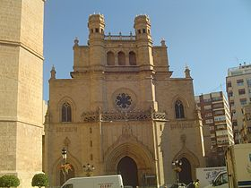 Image illustrative de l'article Cathédrale de Castellón de la Plana