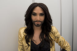 Conchita Wurst, ESC2014 Meet & Greet 19.jpg