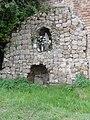 Condren (Aisne) grotte de Lourdes.JPG