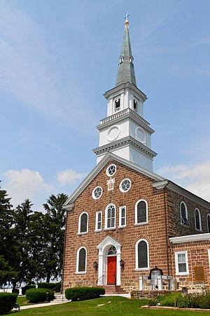 Demetrius Augustine Gallitzin - Conewago Chapel, Adams Co. PA