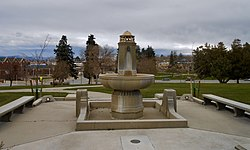 Confederate Memorial Fountain (Helena, Montana) 03.jpg