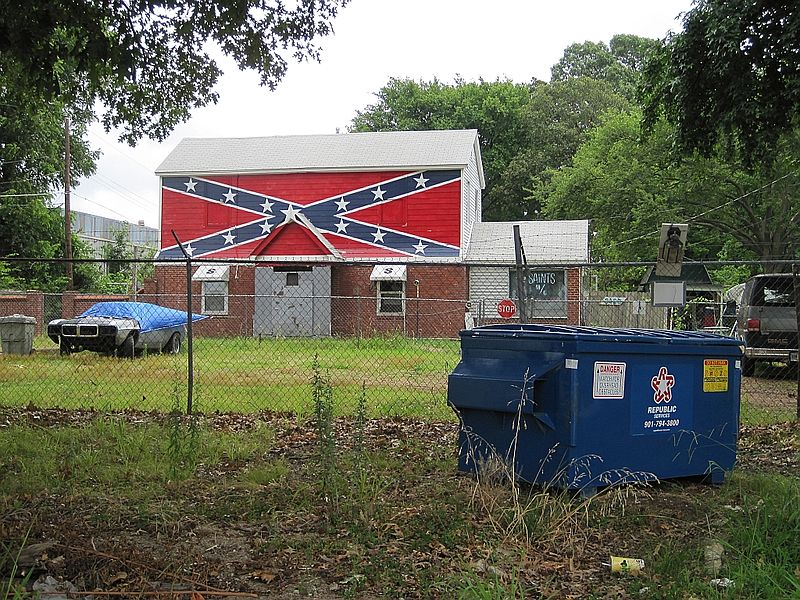 dixie democrats and the confederate battle flag