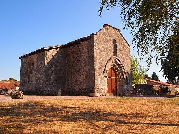 Monument historique à Confolens